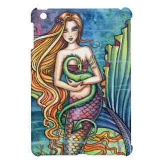De Kunst van de Fantasie van de Meermin van de iPad Mini Covers