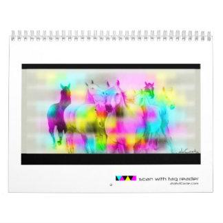 De kunst van de Streepjescode van daCosta Bret Kalender