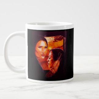 De kunst van Erik Stitt Coffee Mug Grote Koffiekop