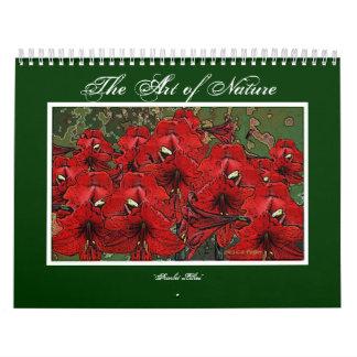 """De """"kunst van Natuur """" Kalender"""