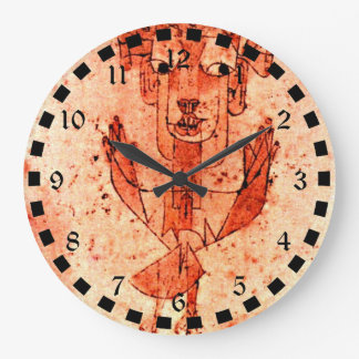 De kunst van Paul Klee: Angelus Novus (Nieuwe Enge Grote Klok