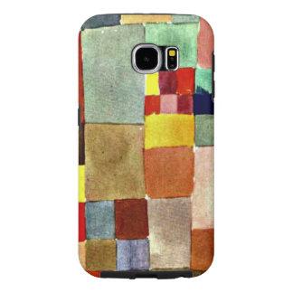 De kunst van Paul Klee, Flora op Zand Samsung Galaxy S6 Hoesje
