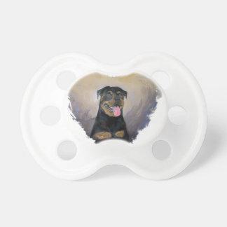 De Kunst van Rottweiler, houd ik van Impressionist Speentjes