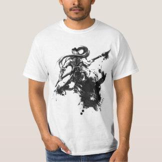 De Kunstenaar van samoeraien - Lichte T-shirt