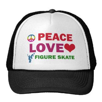 De kunstschaats van de Liefde van de vrede Mesh Pet