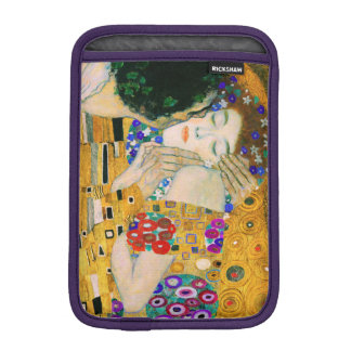 De kus door Gustav Klimt