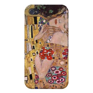 De kus Gustav Klimt iPhone 4 Case