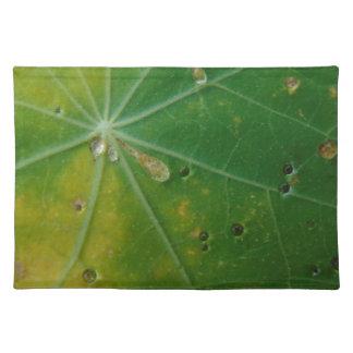De Kus van de herfst Placemats