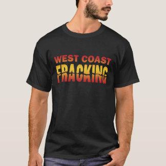 De Kust Fracking van het westen T Shirt