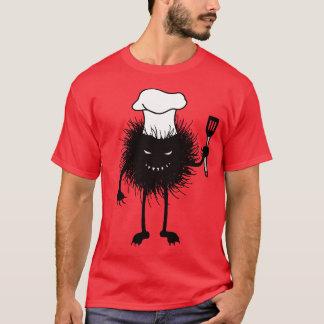 De kwade Chef-kok van het Insect houdt van Cook T Shirt