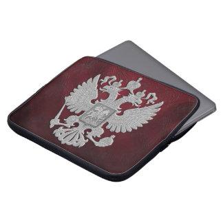 De laagwapens van Rusland Computer Sleeve Hoesje