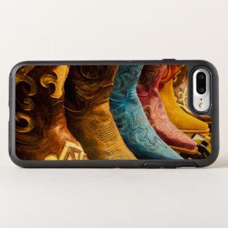 De laarzen van de cowboy voor verkoop, Arizona OtterBox Symmetry iPhone 8 Plus / 7 Plus Hoesje
