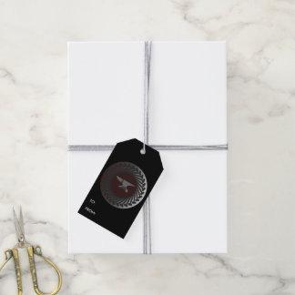 De Labels van de Gift van de douane - AAMBEELD & Cadeaulabel