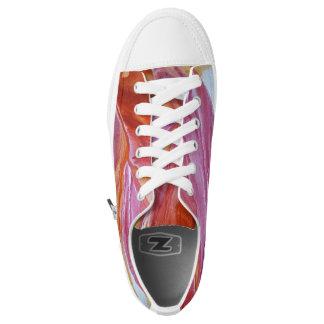 De Lage Hoogste Tennisschoenen van de ambrozijn Low Top Schoenen