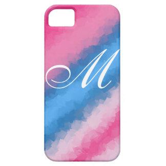 De lagen van de Regenboog van de gesponnen suiker Barely There iPhone 5 Hoesje