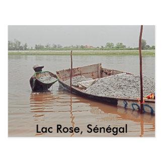 De lak nam, Sénégal toe Briefkaart