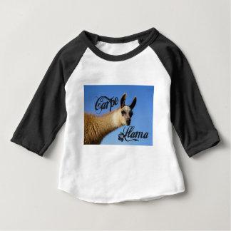 De Lama van Carpe Baby T Shirts