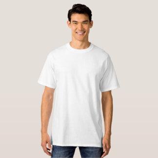 De Lange T-shirt Hanes van het mannen