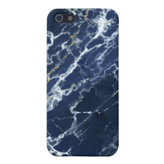 De Lapis lazuli van Faux iPhone 5 Covers