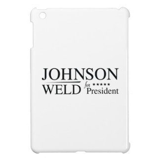 De Las 2016 van Johnson iPad Mini Covers