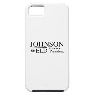 De Las 2016 van Johnson Tough iPhone 5 Hoesje