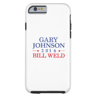 De Las 2016 van Johnson Tough iPhone 6 Hoesje