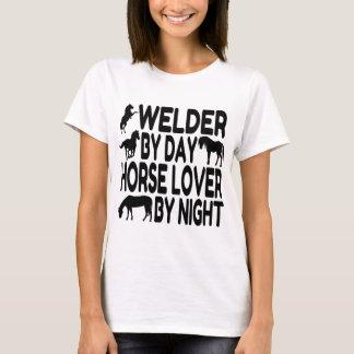 De Lasser van de Minnaar van het paard T Shirt