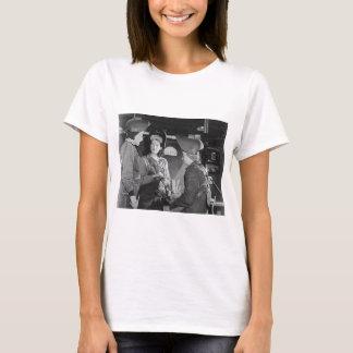 De Lassers van vrouwen T Shirt