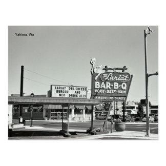 De lasso - Yakima, WA Briefkaart