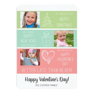 De late Grappige Kaart van Valentijn van