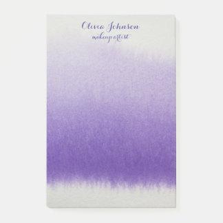 De Lavendel van de Waterverf van de Kunstenaar van Post-it® Notes