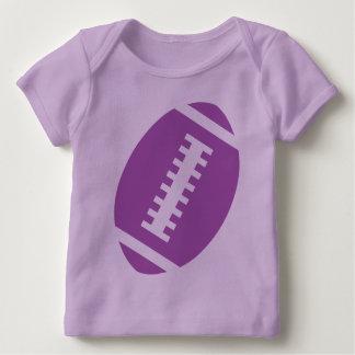 De Lavendel van het BABY van het FOOTBALL | Voor Baby Shirt