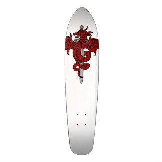 De Leeftijd van de draak - het Skateboard van het