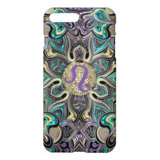 De Leeuw Mandala van het Teken van de dierenriem iPhone 8/7 Plus Hoesje