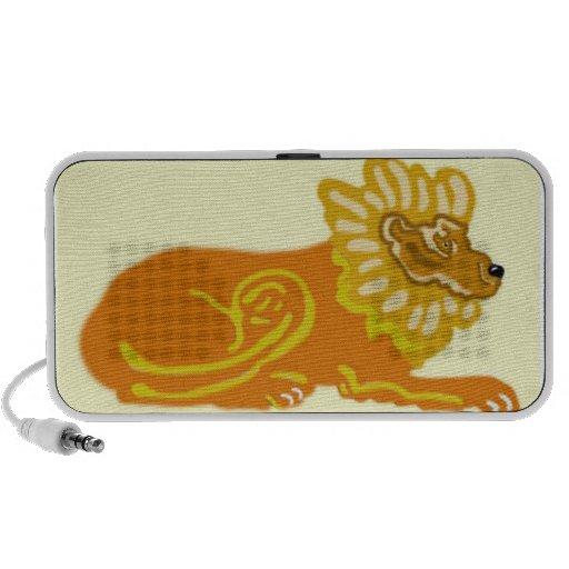 De leeuw mini speaker