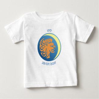 De Leeuw van de T-shirt van het Baby van het Teken