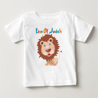 De leeuw van Judah Baby T Shirts