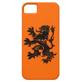 De Leeuw van Nederland Barely There iPhone 5 Hoesje