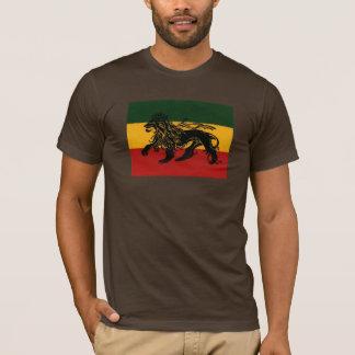 De Leeuw van Rasta T Shirt