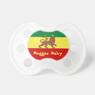 De Leeuw van Reggae van Rasta van het Baby van Spenen