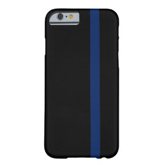 De LEEUW verdunt Blue Line Barely There iPhone 6 Hoesje