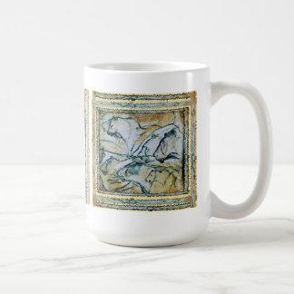 De Leeuwen van het Hol van Chauvet Koffiemok