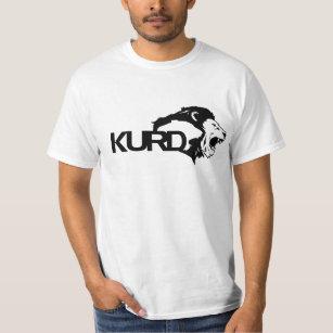 De leeuwhart van Koerd T Shirt