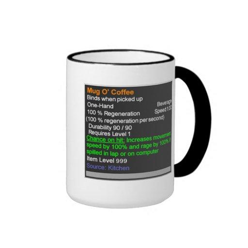 De legendarische Koffie van O van de Mok