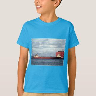 De legendarische Rivier van Edmund Fitzgerald St. T Shirt