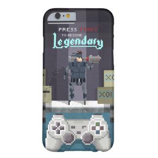 De Legendarische WERKGEVER van het pixel Barely There iPhone 6 Hoesje