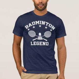 De Legende van het badminton T Shirt