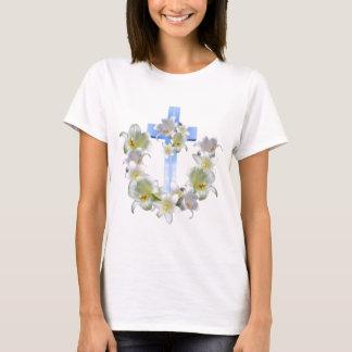 De Lelies van Pasen en DwarsOverhemd T Shirt