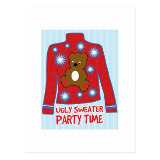 De lelijke Partij van de Sweater Briefkaart