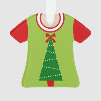 De lelijke Prijs van de Sweater van Kerstmis Ornament